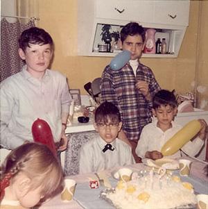 Happy Birthday to me! Happy Birthday to me!
